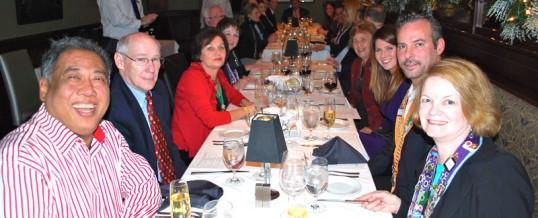 Chaîne Professionals Dinner – 12/1/14