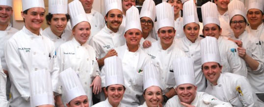 Culinary Institute of America – 3/7/15